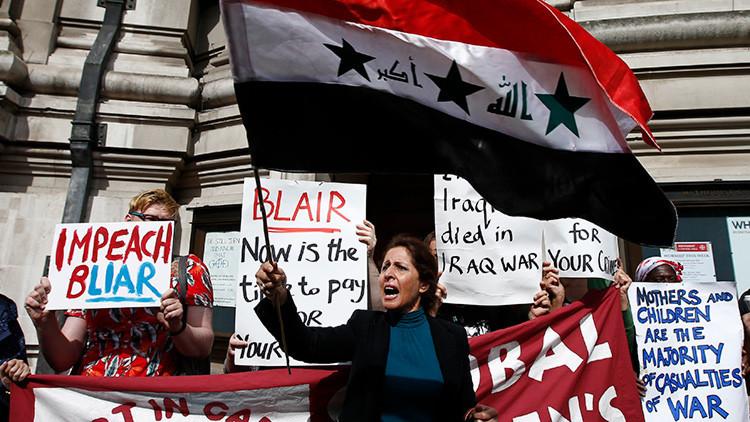 """'El informe Chilcot' sobre Irak: """"La acción militar no era la última opción"""""""