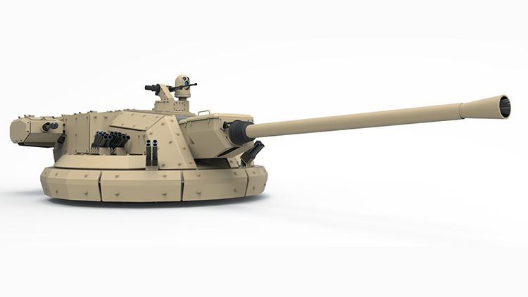 El tanque ruso T-72 se moderniza con un módulo de combate por control remoto