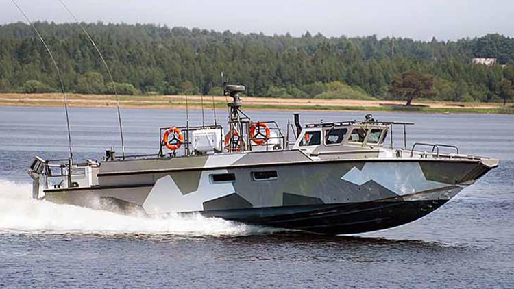 El consorcio Kaláshnikov suministra nuevas lanchas de asalto y desembarco al Ejército ruso