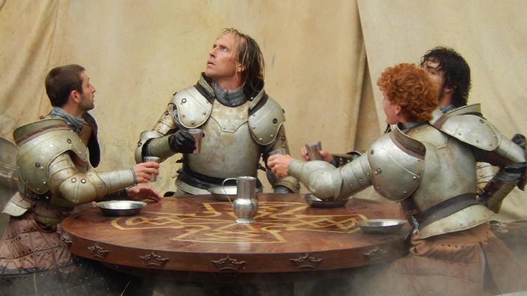 Los historiadores derriban el mito sobre la 'torpeza' de los caballeros medievales con armadura