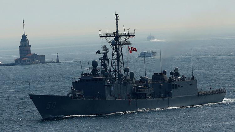 """""""Al mostrar fuerza en el mar Negro, la OTAN intenta reforzar la dependencia europea de EE.UU."""""""