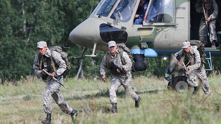 """Rusia: """"El rearme no es una amenaza sino una respuesta al avance de la OTAN"""""""