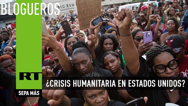 ¿Crisis humanitaria en Estados Unidos?