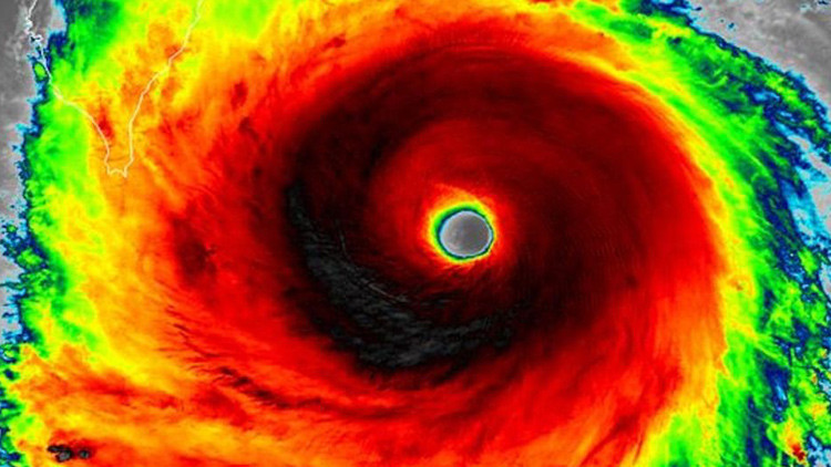 Nepartak: la tormenta más fuerte en el hemisferio norte sacude Asia (videos)