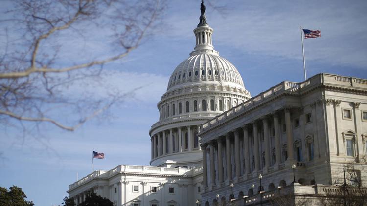 Washington: cierran el Capitolio tras advertencias de que podría haber una mujer armada