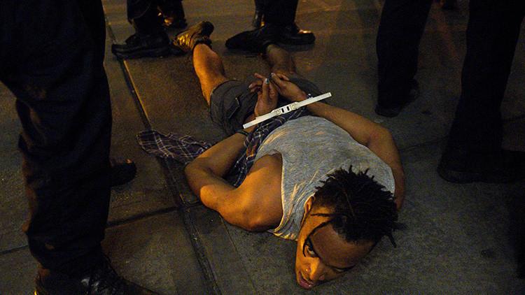 Violencia policial en EE.UU.