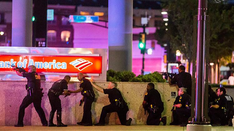 El francotirador de Dallas confesó la razón del ataque antes de ser abatido