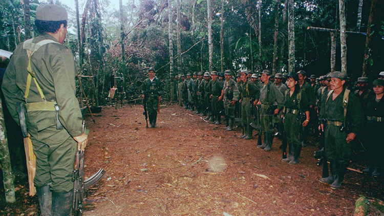 """""""La tumba o la cárcel"""": ¿Está en peligro la paz en Colombia?"""
