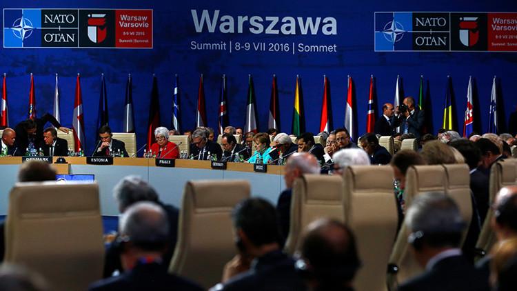 """""""Cumbre del fraude"""": Moscú considera """"pura agresión"""" las decisiones de la OTAN en Varsovia"""