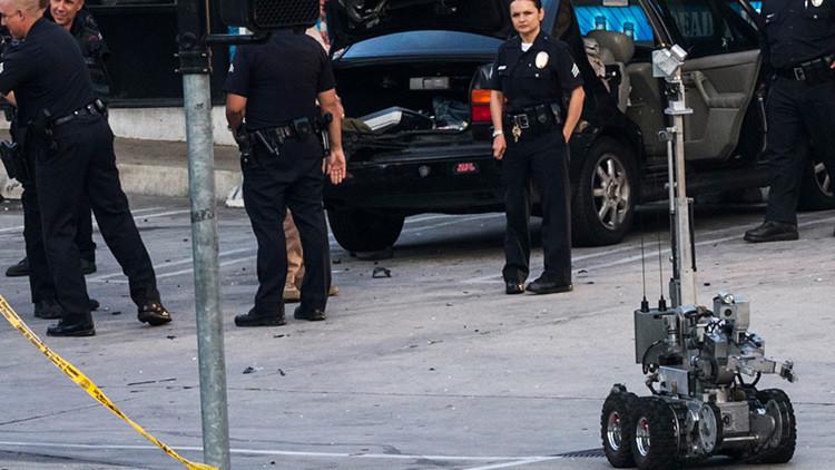 Muere sospechoso en balacera con la Policía — Dallas