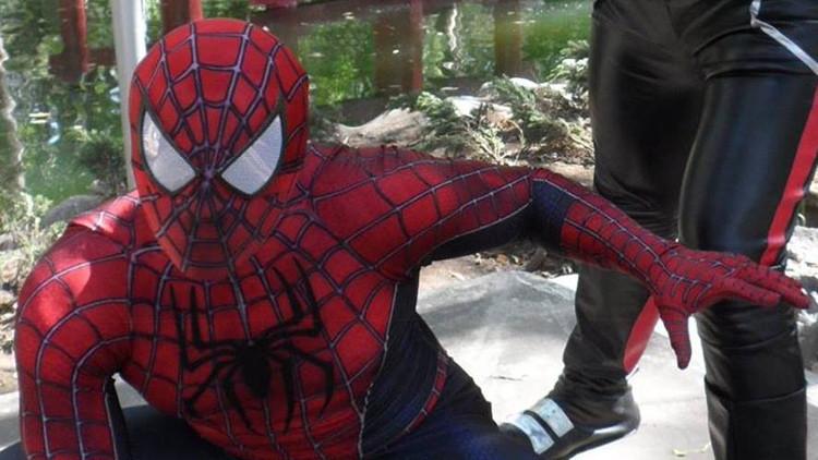 Spiderman, el superhéroe-científico que da clases en la UNAM