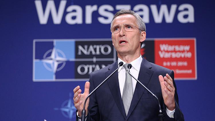 """Secretario general de la OTAN: """"La alianza y Rusia ya no son socios estratégicos"""""""