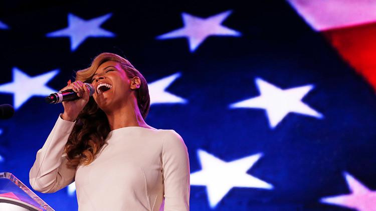 Beyoncé publica un fuerte mensaje contra la violencia policial en EE.UU.