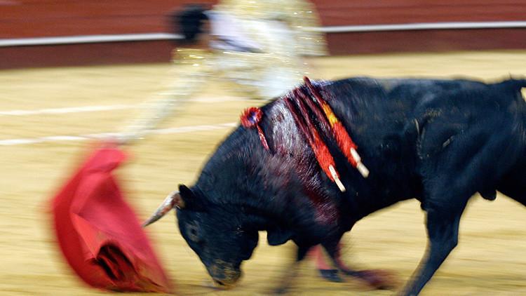 FUERTES IMÁGENES: Un torero muere en España tras sufrir una cornada en el pecho (video 18+)