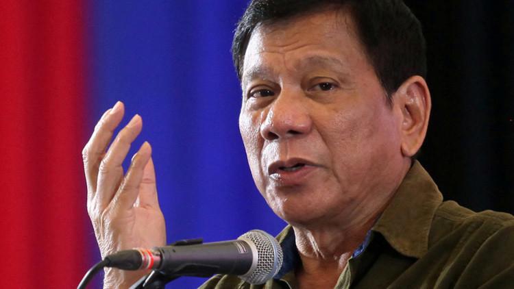 """Presidente filipino: """"EE.UU. exportó el terrorismo a Oriente Medio"""""""