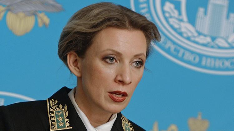 """""""La demonización de Rusia para ocultar el papel destructor de la OTAN adquiere formas hipertróficas"""""""