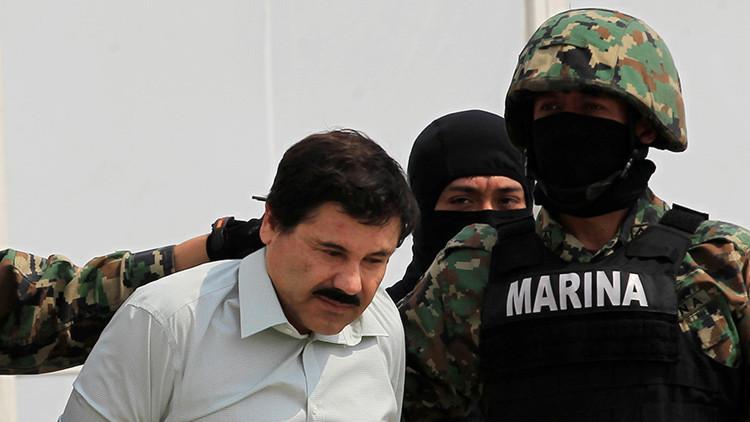 """El Chapo, deprimido por """"el trato inhumano"""" que recibe en prisión"""