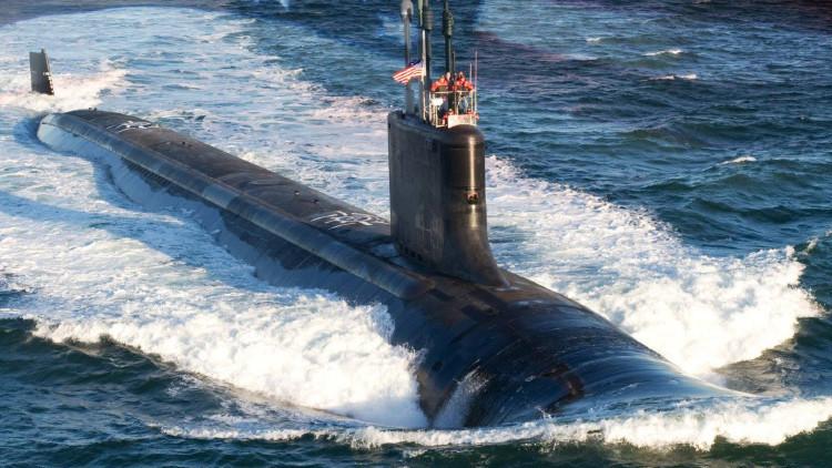 Sigilosos y armados hasta los dientes: EE.UU. revela plan para el dominio submarino