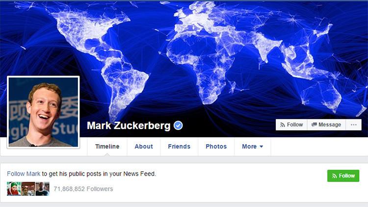 Tu foto de perfil en Facebook puede revelar qué tan inteligente eres