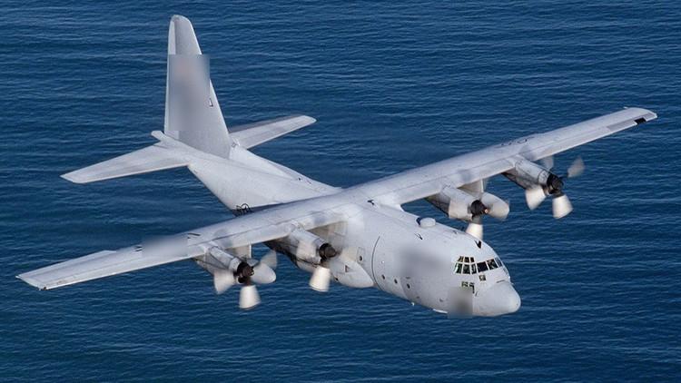 Se estrella en Portugal un avión Lockheed C-130 Hercules, 3 muertos y un herido