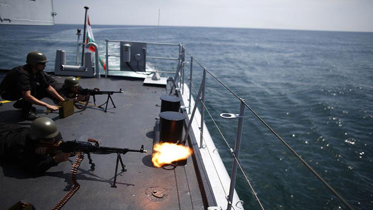 La OTAN realiza ejercicios navales con 25 buques y 1.700 militares en el mar Negro