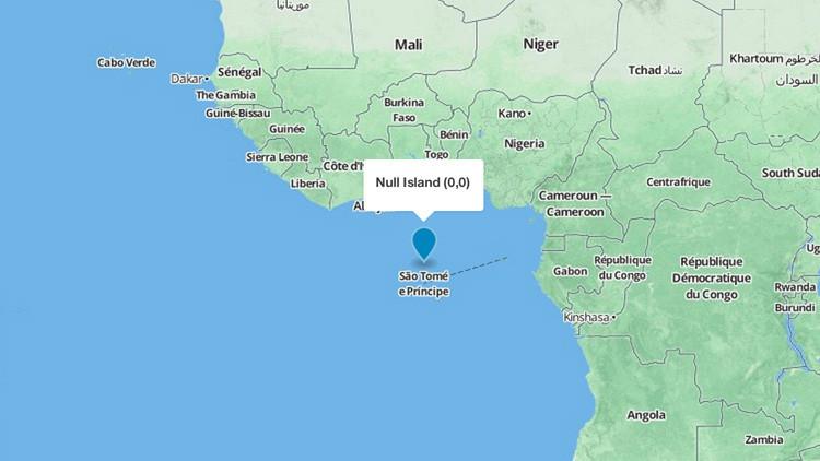 ¿Juegos de su imaginación?: La isla que ha visitado sin saberlo aunque en realidad no exista