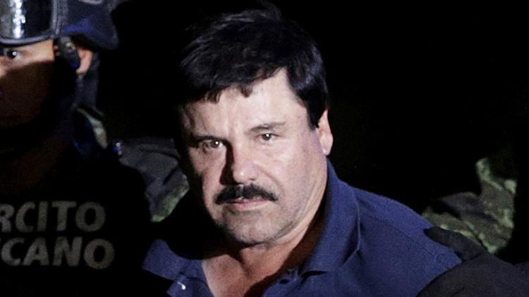 Ministro mexicano publica en redes sociales una foto de 'El Chapo' en prisión y le llueven críticas