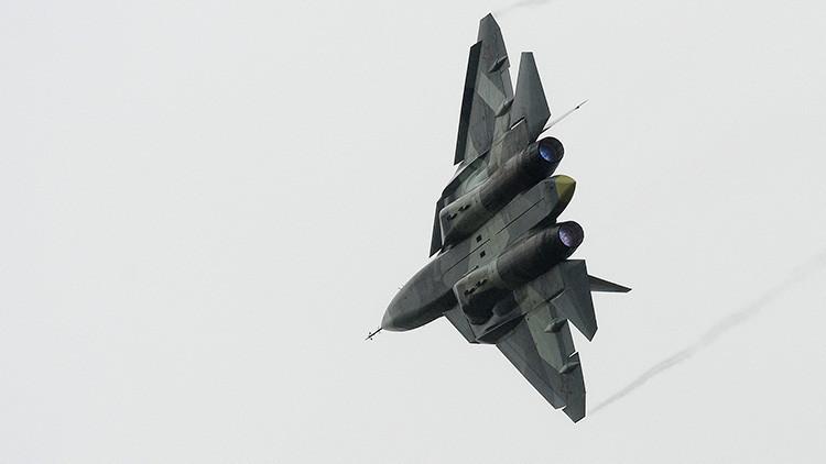 Una nueva súper arma electromagnética para los cazas rusos no tripulados