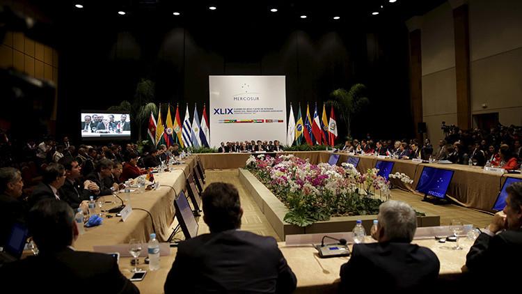 Venezuela acude la diplomacia para romper el bloqueo tácito en Mercosur