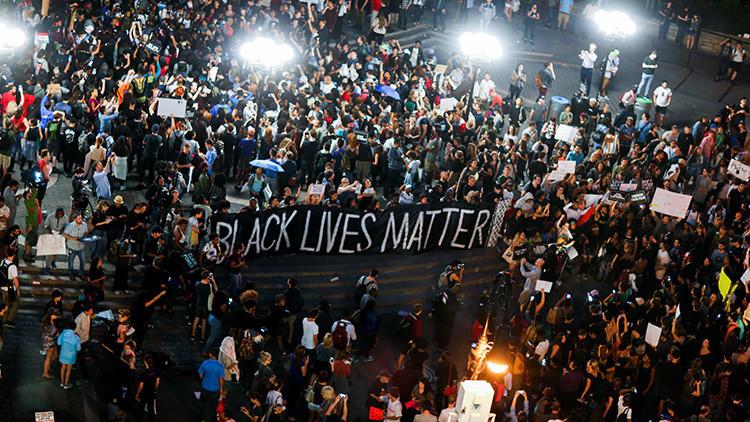 Una petición solicita a la Casa Blanca considerar terrorista al movimiento Black Lives Matter