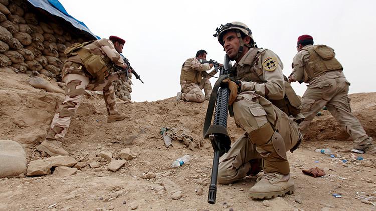 EE.UU. enviará refuerzos a Irak para arrebatar Mosul de las garras del Estado Islámico