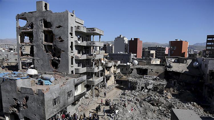 """HRW denuncia el encubrimiento: """"Turquía impide investigar las matanzas de kurdos"""""""