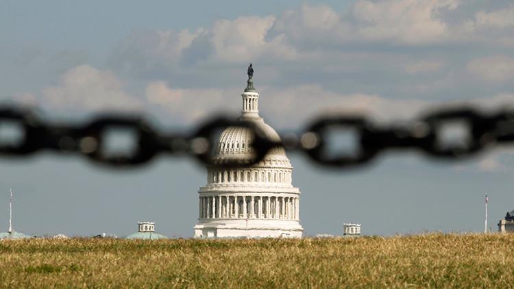 La Policía cierra el centro de visitas del Capitolio de EE.UU. por un tiroteo