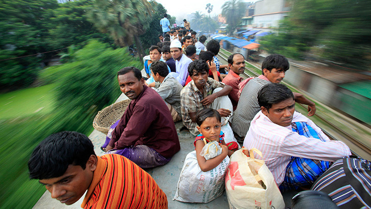 Una bomba de tiempo: un megaterremoto se prepara para azotar Bangladés