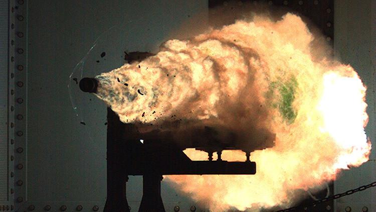 Científicos rusos prueban por primera vez un cañón de riel de producción propia