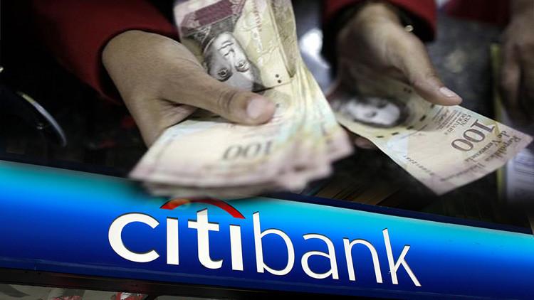 ¿Qué tan grave es para Venezuela el cierre de la banca corresponsal del Citibank?