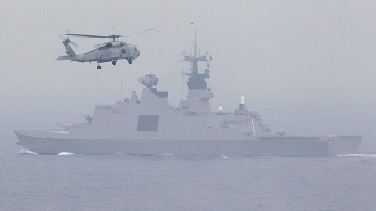Un protagonista inesperado: Taiwán envía una fragata al mar de la China Meridional