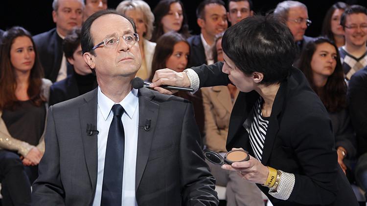 El peluquero de Hollande cobra 10.000 euros al mes procedentes del dinero público
