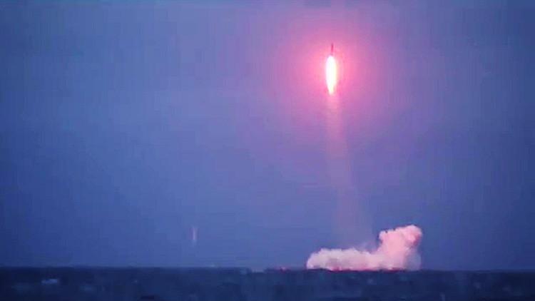 Rusia desarrolla un nuevo misil balístico de lanzamiento naval