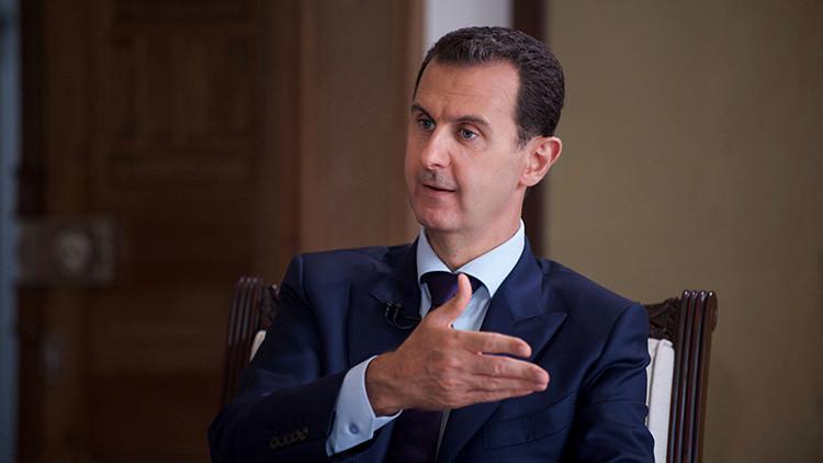"""Al Assad: """"Los últimos líderes de EE.UU. no tenían ninguna experiencia en política exterior"""""""