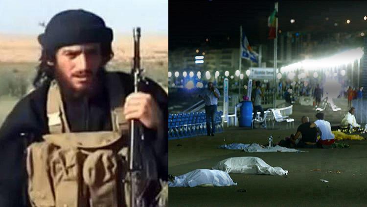 El 'ministro de los atentados' del Estado Islámico, el hombre que preconiza el método usado en Niza