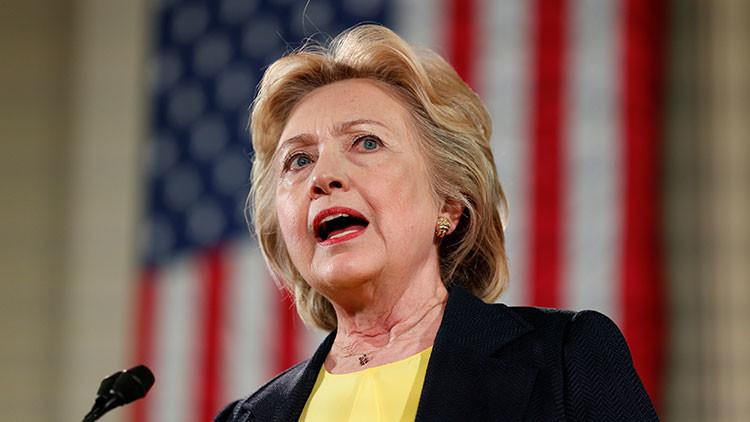 Hillary Clinton pide reforzar la alianza de la OTAN tras el atentado en Niza