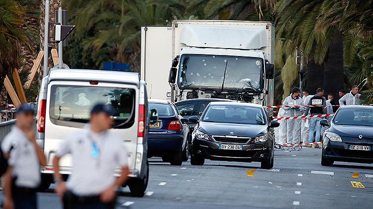 La inteligencia francesa advertía en mayo sobre la preparación de atentados con vehículos