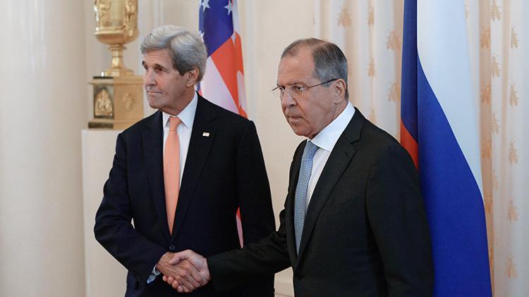 """Kerry: """"Rusia y EE.UU. tienen una oportunidad única para avanzar en sus relaciones bilaterales"""""""