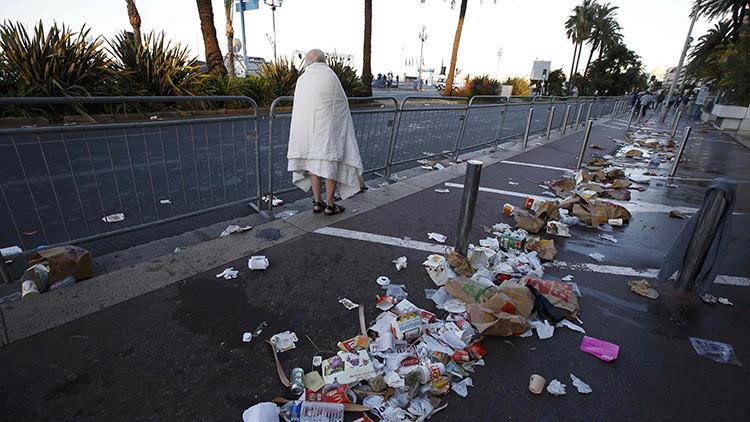 Identifican al terrorista que atropelló y mató a más de 80 personas en Niza