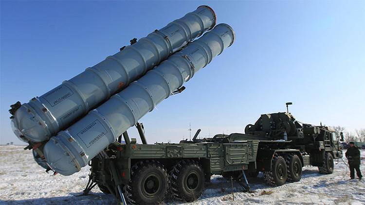 Rusia despliega un regimiento antiaéreo de sistemas S-400 en Crimea
