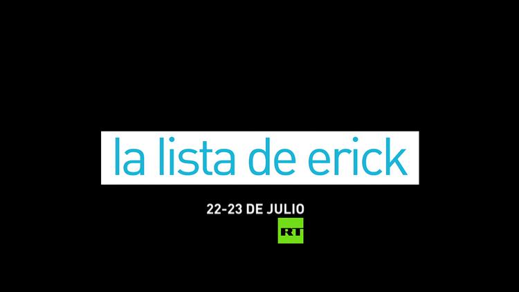 (AVANCE) La lista de Erick: Eslavos