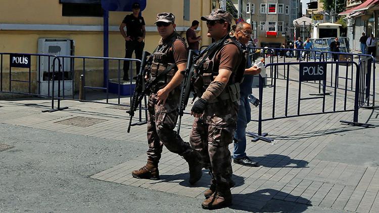 El Ejército turco declara la ley marcial, según medios locales