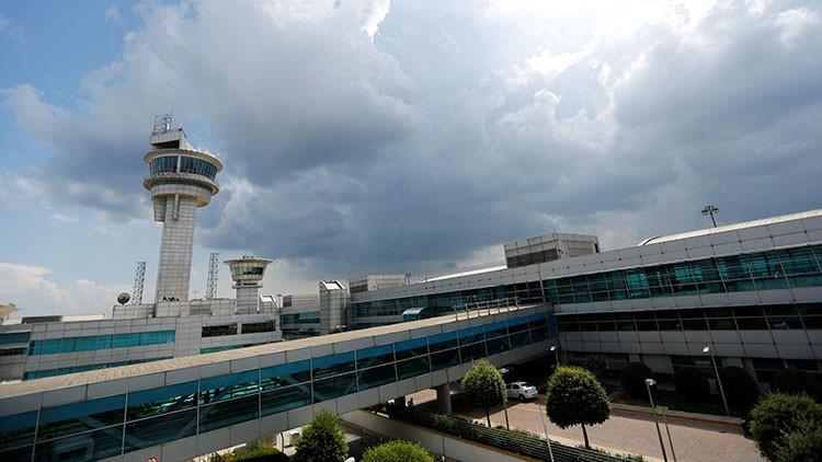 Aeropuerto internacional de Atatürk de Estambul
