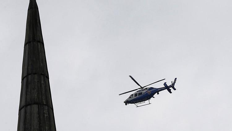 Los golpistas huyen de Turquía en helicópteros tras el fallido golpe de Estado
